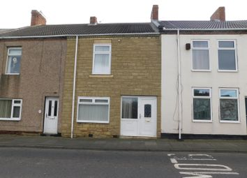 Thumbnail 2 bed terraced house for sale in Upper Crone Street, Shiremoor, Newcastle Upon Tyne