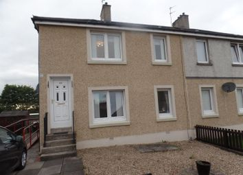 Thumbnail 2 bed flat to rent in Forgewood Road, Motherwell
