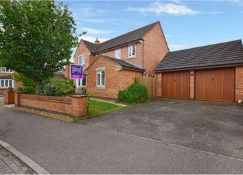 Melrose Drive, Bedford MK42. 4 bed detached house for sale