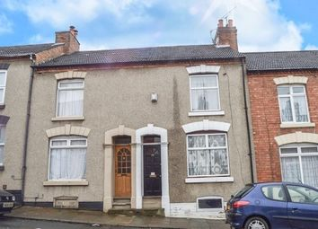 Thumbnail 3 bed terraced house to rent in Gordon Street, Northampton