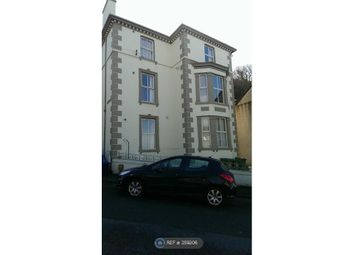 Thumbnail 2 bed flat to rent in Rowland Street, Caernarfon