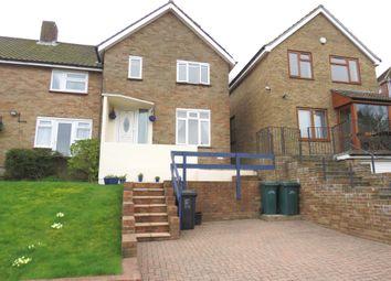Thumbnail 3 bed terraced house for sale in Ashburnham Close, Brighton