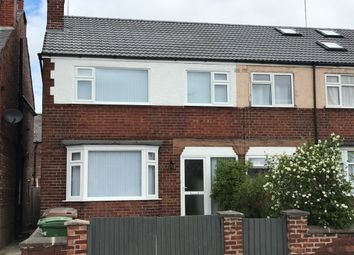 Thumbnail 3 bed end terrace house to rent in Leasowe Road, Wallasey