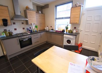 Thumbnail 4 bed terraced house to rent in Hartley Crescent, Woodhouse, Leeds