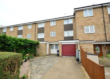 Thumbnail 4 bed town house for sale in De Havilland Close, Hatfield, Hertfordshire
