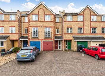 Thumbnail 4 bed terraced house to rent in Livesey Close, Kingston Upon Thames