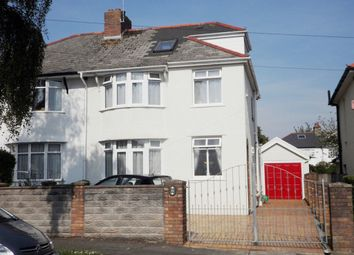 Thumbnail 4 bed semi-detached house for sale in Mountjoy Place, Penarth