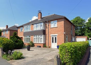 Thumbnail 3 bed semi-detached house for sale in Elmfield Road, Shrewsbury