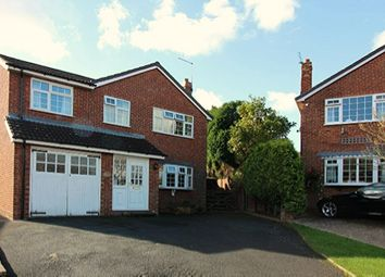 Thumbnail 4 bed detached house for sale in Sycamore Way, Bridgnorth