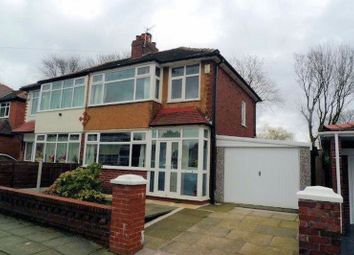 Thumbnail 3 bed semi-detached house to rent in Westcombe Drive, Bury