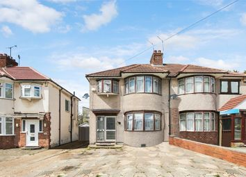 Thumbnail 3 bed terraced house to rent in Kenmore Avenue, Harrow