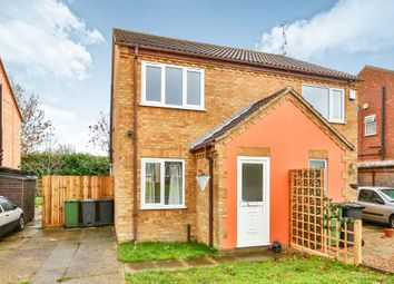Thumbnail 3 bed semi-detached house for sale in Manor Close, Hockering, Dereham