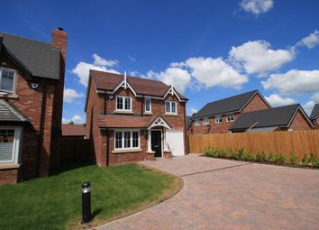 Thumbnail 4 bed detached house to rent in Hillside Drive, Shrewsbury, Shropshire