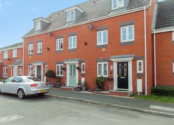 Thumbnail 4 bed terraced house for sale in Cowslip Meadow, Draycott, Derby