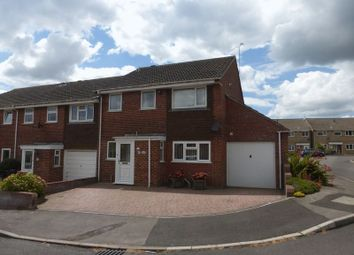 Thumbnail 4 bed end terrace house for sale in Runnymede Road, Yeovil