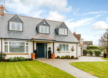 Thumbnail 4 bed detached house for sale in Church Way, Abington, Northampton