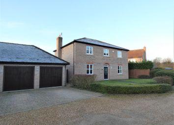 5 bed detached house for sale in Lovett Green, Sharpenhoe, Bedford MK45