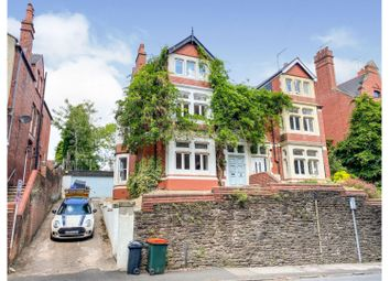 Thumbnail 5 bed semi-detached house for sale in Fields Road, Newport