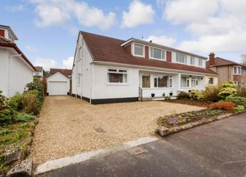Thumbnail 4 bed semi-detached house for sale in Douglas Drive East, Helensburgh, Argyll And Bute