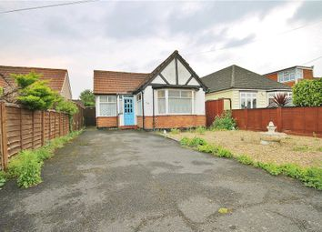 Thumbnail 2 bed detached bungalow for sale in Feltham Road, Ashford, Surrey
