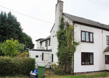 Thumbnail 3 bed semi-detached house for sale in Bletchley, Market Drayton