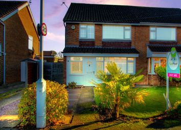 Thumbnail 3 bedroom semi-detached house for sale in Burlington Avenue, Formby, Liverpool