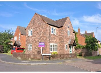 Thumbnail 5 bed detached house for sale in Gillespie Close, Lichfield