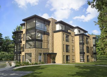 Thumbnail 4 bedroom flat for sale in Balcombe Breeze, Branksome Park, Poole