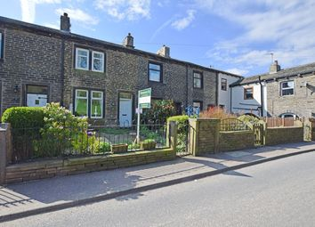Thumbnail 2 bed terraced house for sale in Turn Lea, Midgley