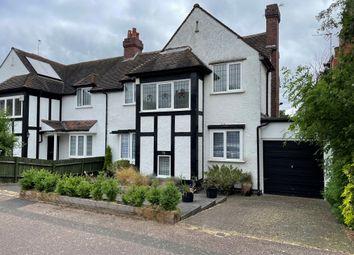 Thumbnail Semi-detached house for sale in Selwyn Road, Edgbaston, Birmingham