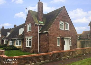 Thumbnail 3 bed end terrace house for sale in Stockton Road, Hartlepool, Durham