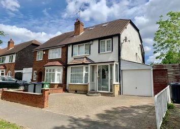 Thumbnail 4 bed semi-detached house for sale in Runnymede Road, Tyseley, Birmingham, West Midlands