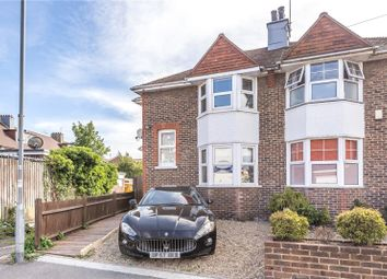 Thumbnail 3 bed semi-detached house for sale in 1 Windermere Cresent, Eastbourne, East Sussex