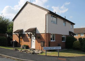 Thumbnail 1 bed semi-detached house for sale in Pennywort Grove, Harrogate