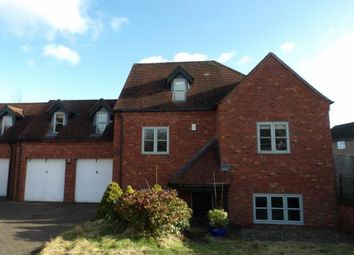 Thumbnail 5 bed detached house for sale in Jubilee Croft, Swepstone, Coalville