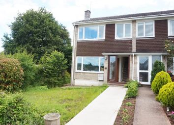 Thumbnail 3 bed end terrace house to rent in Rotcombe Vale, High Littleton, Bristol