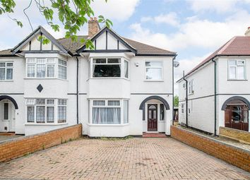 Thumbnail 3 bedroom semi-detached house for sale in Garden Close, Wallington, Surrey