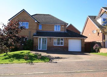 Thumbnail 4 bedroom detached house for sale in Thirlfield Wynd, Livingston