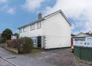 Thumbnail 3 bed semi-detached house for sale in Tresdale Parc, Connor Downs, Hayle