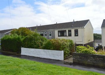 Thumbnail End terrace house for sale in Bettsland, West Cross, West Cross Swansea