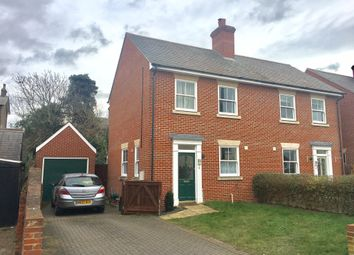 Thumbnail 2 bed semi-detached house to rent in California Road, Mistley, Manningtree