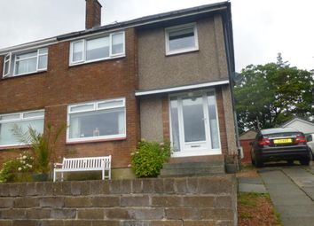 Thumbnail 3 bed semi-detached house for sale in Lochaern Crescent, Airdrie