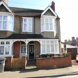 Thumbnail 4 bed semi-detached house for sale in Upper Havelock Street, Wellingborough