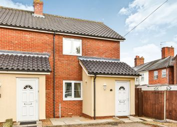 Thumbnail 2 bed end terrace house for sale in Stammers Yard, Dereham