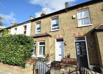 Thumbnail 3 bed terraced house to rent in Victory Road, London