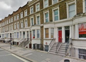 Thumbnail 4 bed duplex to rent in Kilburn Park Road, London
