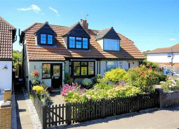 Thumbnail 2 bed semi-detached bungalow for sale in Institute Road, Coopersale, Epping