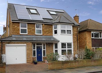 Thumbnail 5 bed detached house for sale in Webster Gardens, London