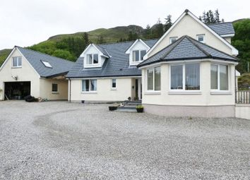 Thumbnail 5 bedroom detached house for sale in Dornie, Kyle