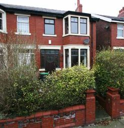Thumbnail 4 bedroom semi-detached house for sale in Ascot Road, Blackpool, Lancashire